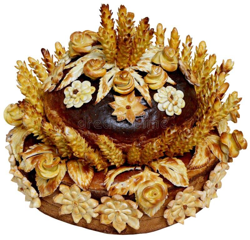 ukrainare för bröd för 9 bageri isolerad festlig ferie royaltyfria bilder