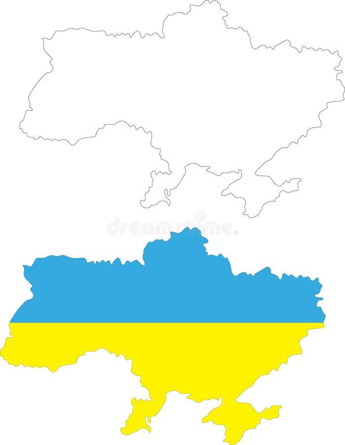 ukraine ilustracji