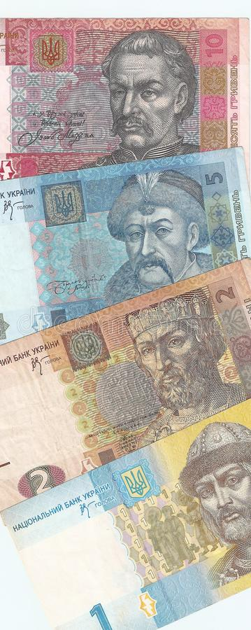 Download Ukrainian Banknotes Stock Photos - Image: 21726803