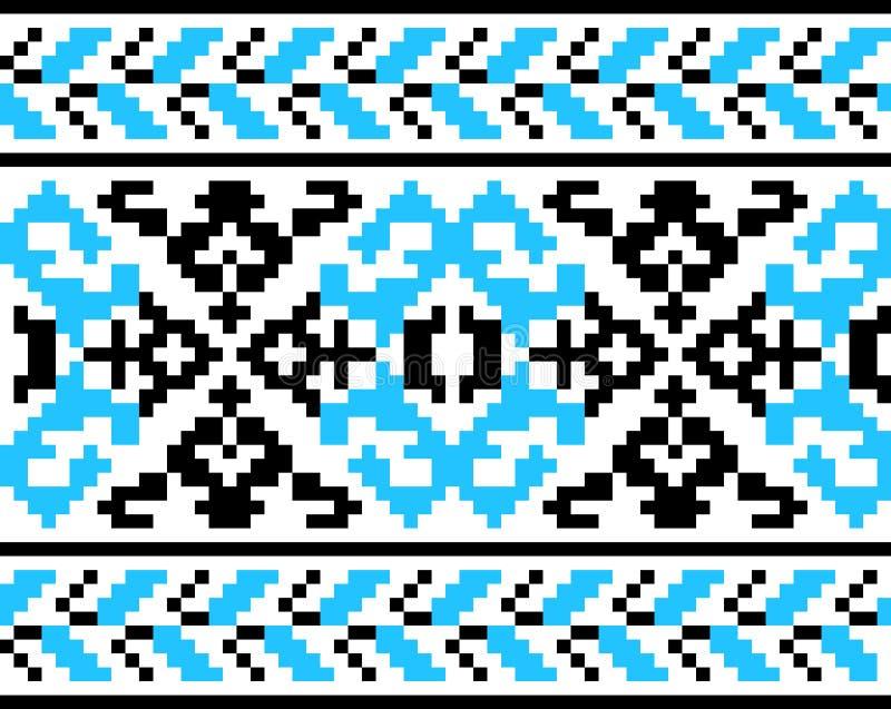 Download Ukrainian embroidery stock vector. Image of classic, retro - 20977655