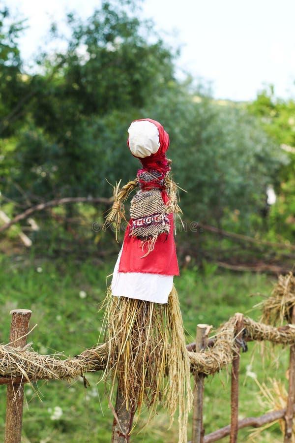 The Ukrainian national doll royalty free stock photos