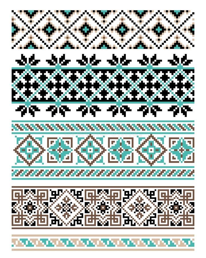 Ukrainian National ornament. vector illustration