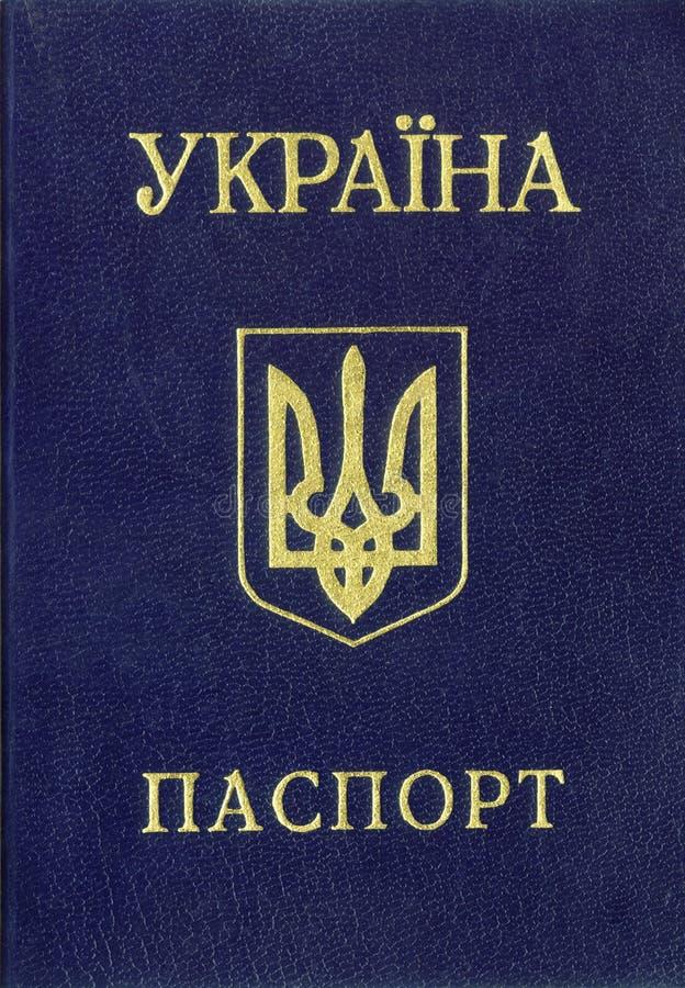 Download Ukrainian passport. stock photo. Image of symbol, yellow - 32912350