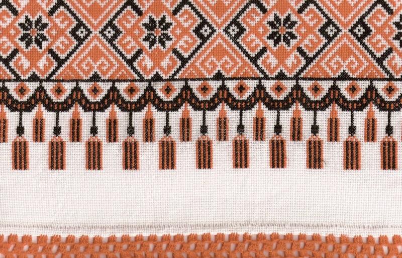 Ukrainian textures royalty free stock photography
