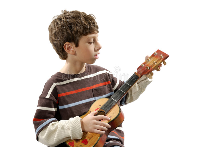 Ukulele royalty free stock image