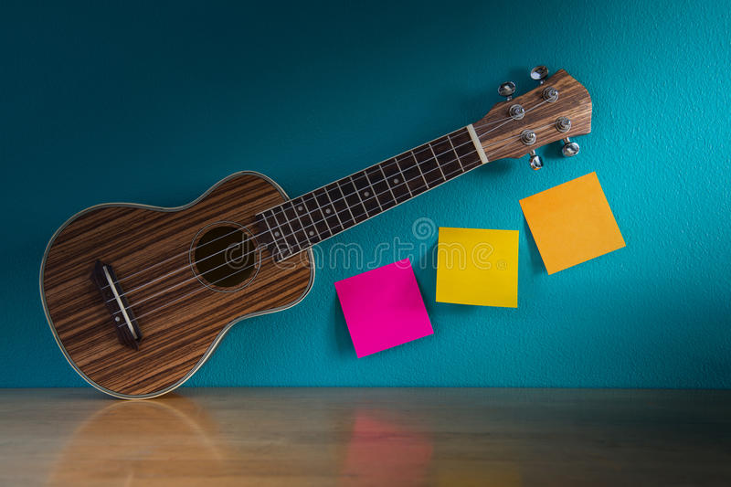 ukulele imagen de archivo