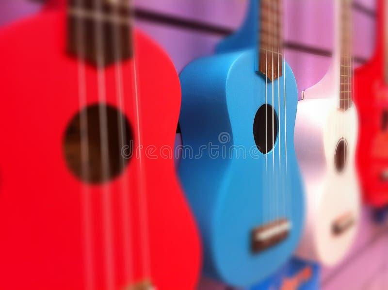 ukulele foto de archivo