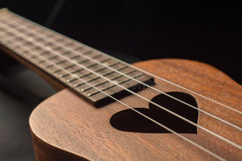 ukulele image stock