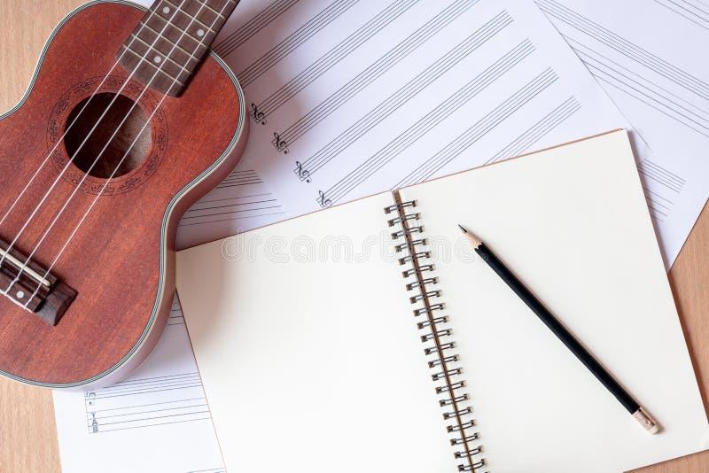 ukulele photo stock
