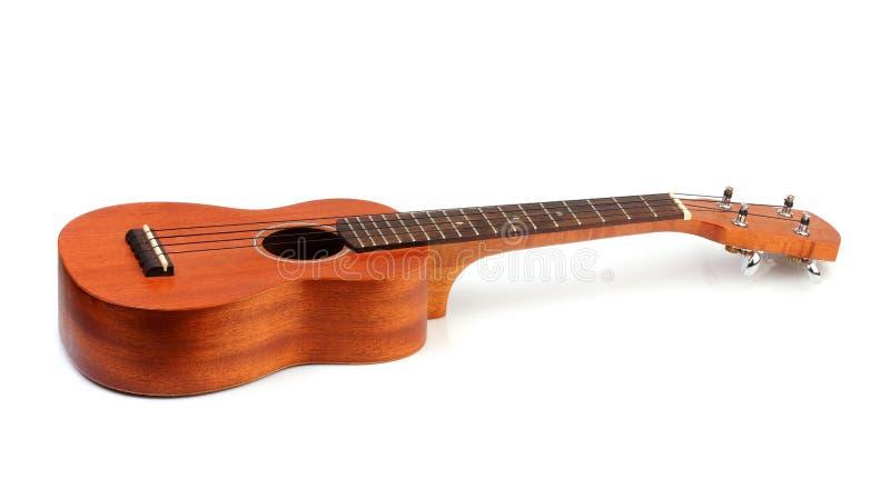 ukulele Teil hornsection Hawaiische Gitarre lizenzfreie stockfotografie