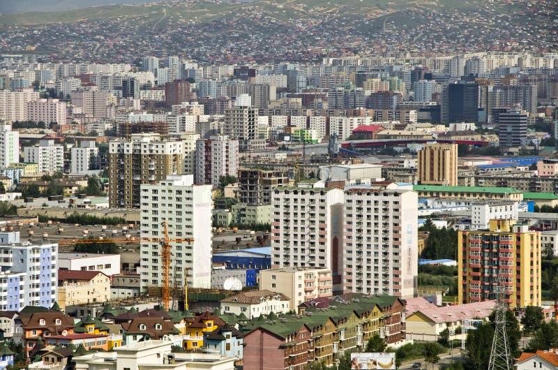 Ulaanbaatar, Монголия стоковые изображения rf
