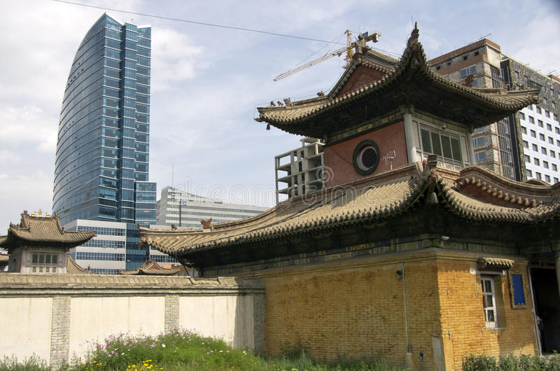 Ulaanbaatar, Mongolie images stock
