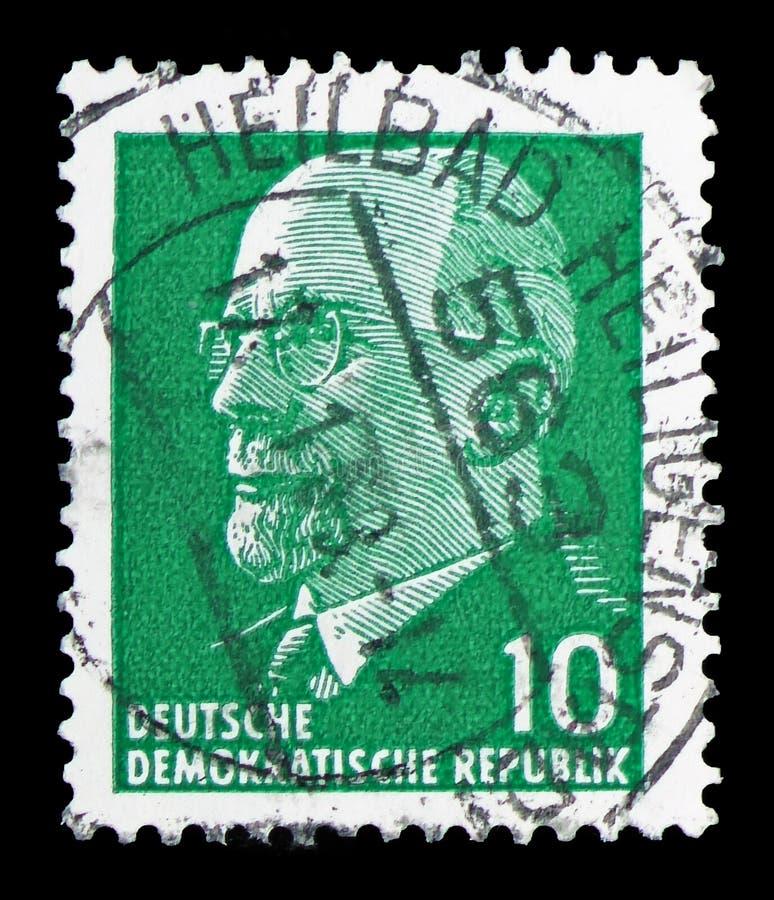 Ulbricht, Walter, Président du serie de Conseil d'État, vers 1963 images libres de droits