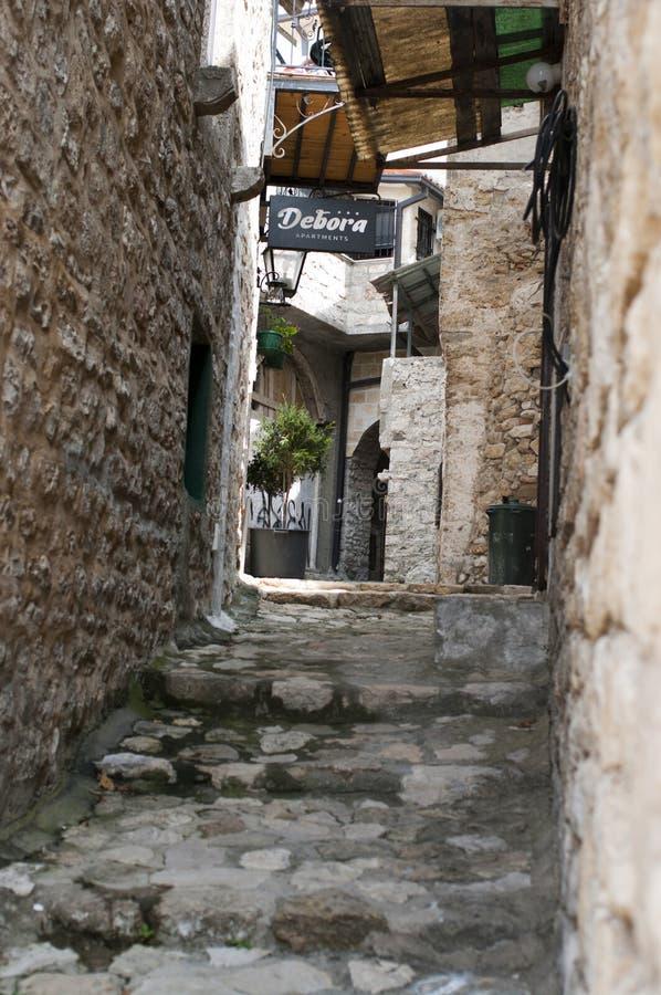 Ulcinj Черногории стоковая фотография rf