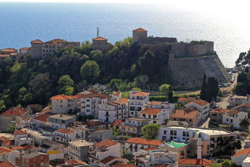 Ulcinj Montenegro imágenes de archivo libres de regalías