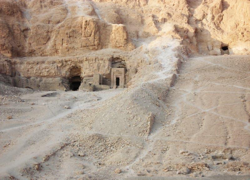 Ulgi na ścianach Egipt egypt ruiny fotografia stock