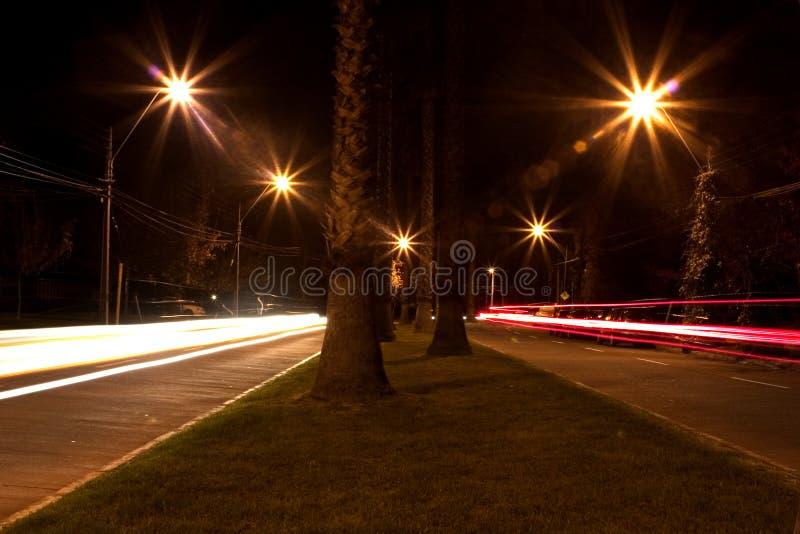 Download Ulica zdjęcie stock. Obraz złożonej z samochody, drzewo - 144646
