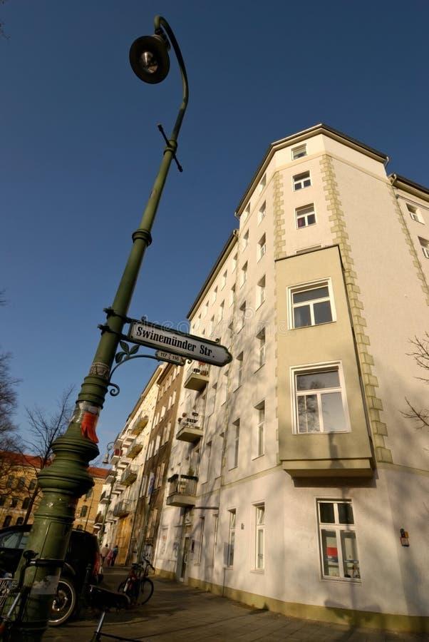 ulica europejskiej zdjęcie royalty free
