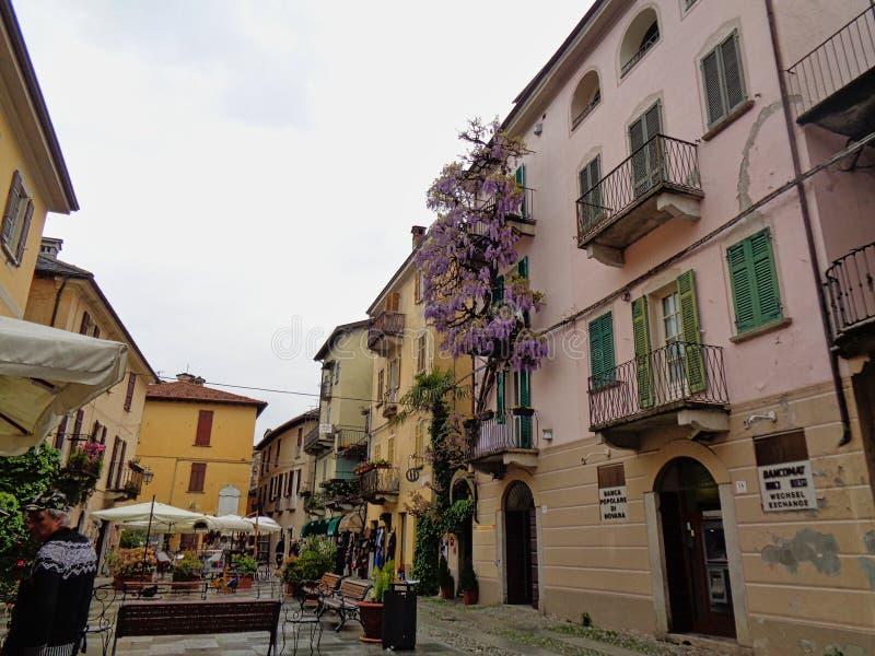 ulica w Venice w Italy obrazy stock