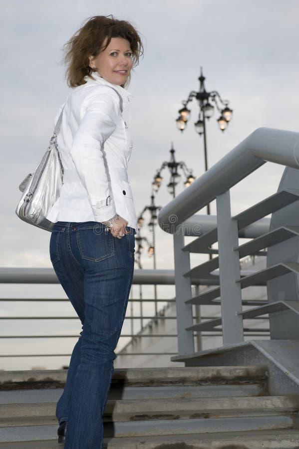 uliczne kobiety fotografia stock