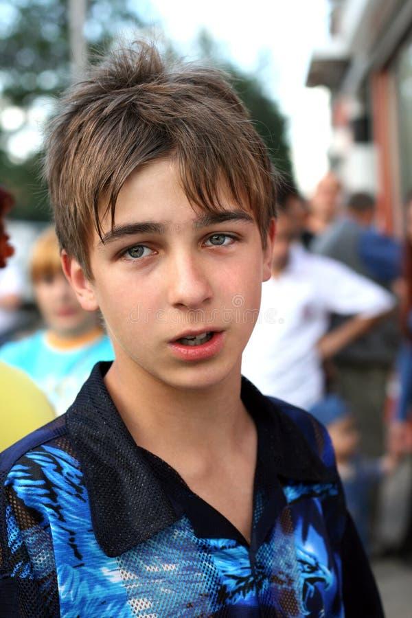 uliczny nastolatek zdjęcie stock