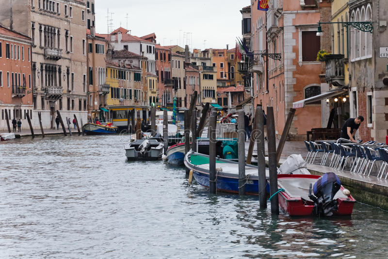 uliczny Venice obraz stock
