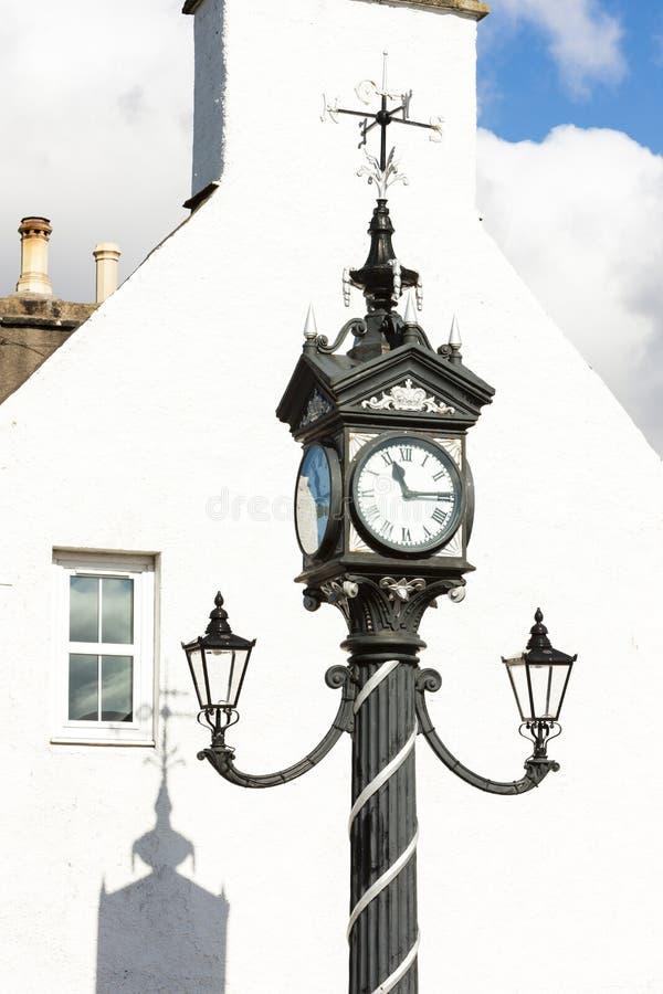 Ullapool, średniogórza, Szkocja zdjęcia stock