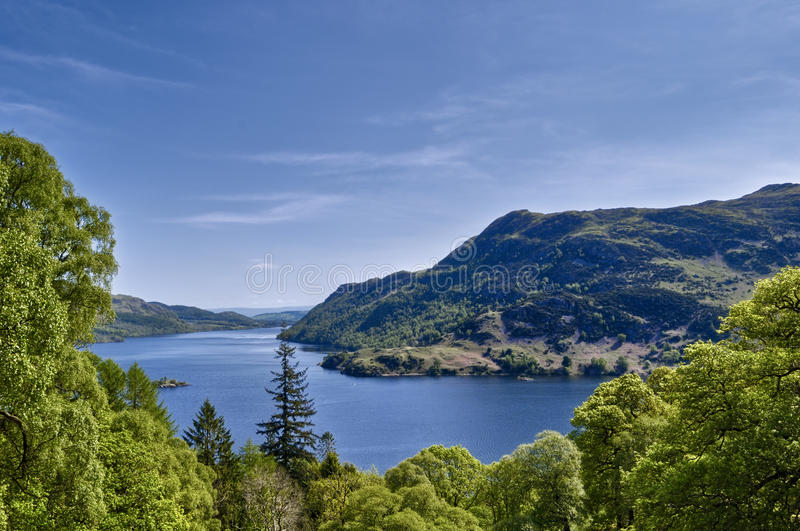 Download Ullswater Stock Photography - Image: 9806102