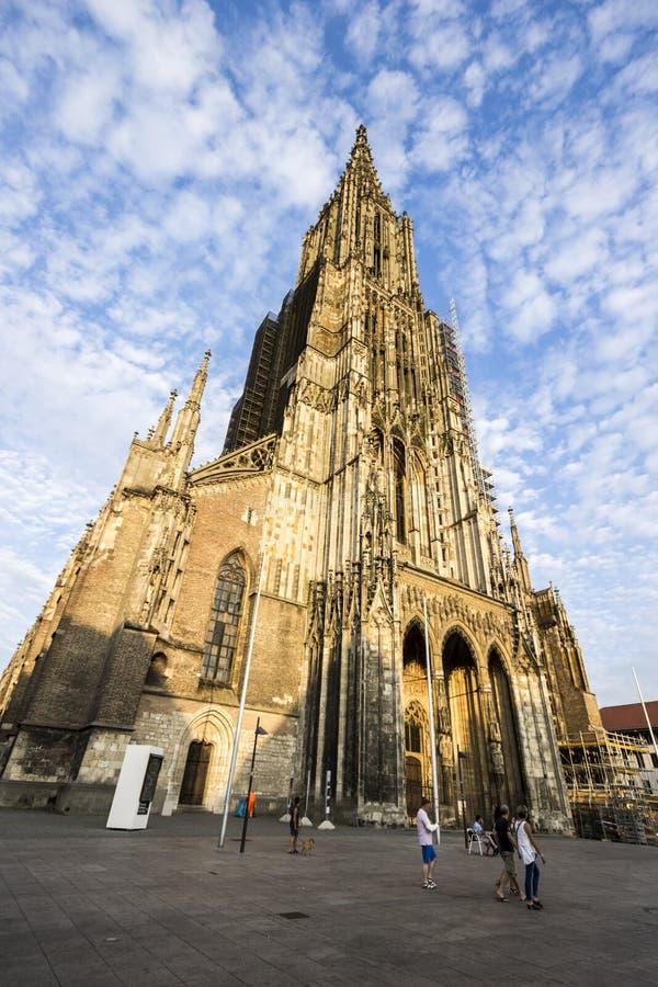 Ulm, Deutschland stockfoto