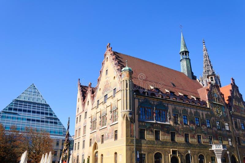Ulm, Germania immagine stock