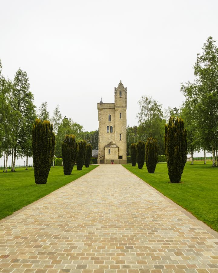 Ulster Tower stock photos