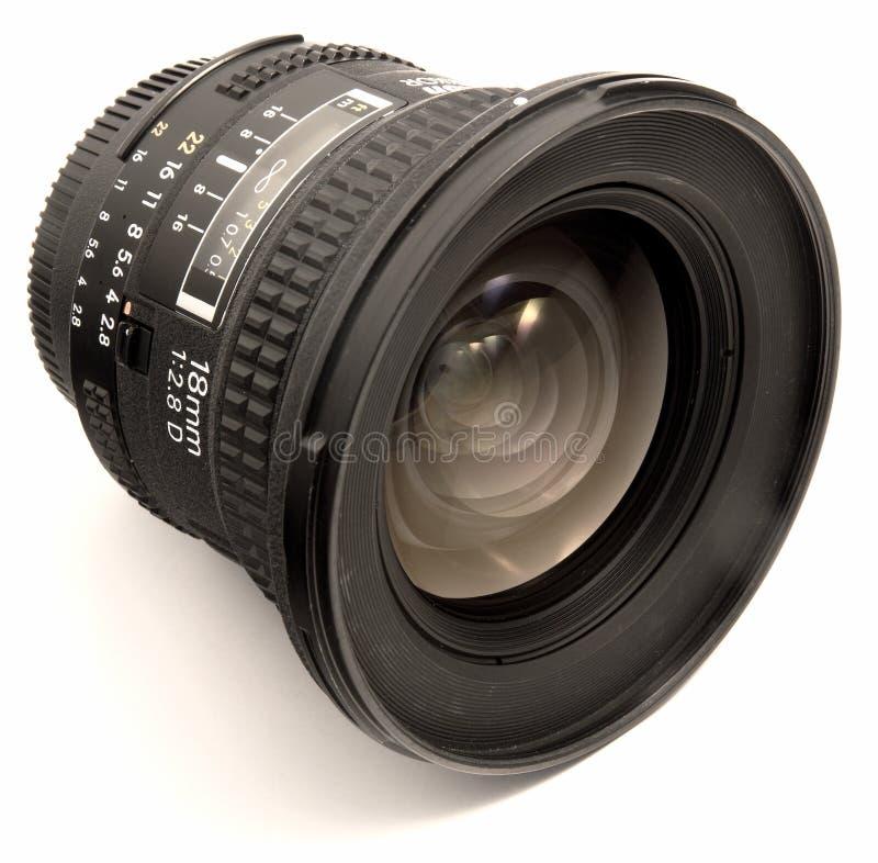 Ultra brede lens royalty-vrije stock foto's