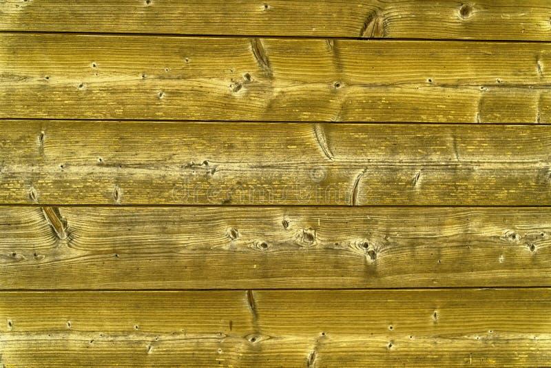 Ultra gele lege houten textuur, eenvoudige achtergrond royalty-vrije stock afbeeldingen