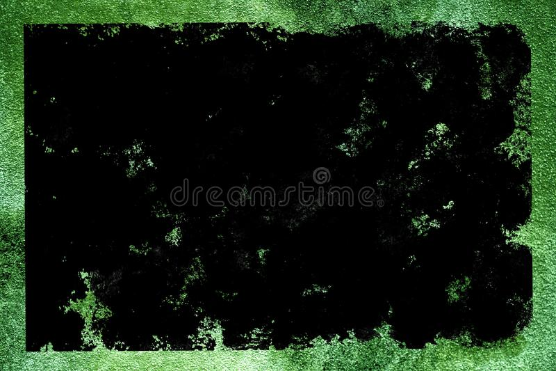 Ultra groene Concrete cementtextuur, steenoppervlakte, rotsachtergrond royalty-vrije stock foto