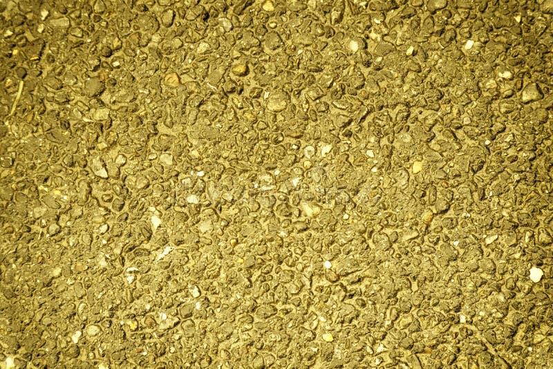 Ultra oranje Oude grungy cementtextuur, concrete muurachtergrond voor website of mobiele apparaten stock afbeelding