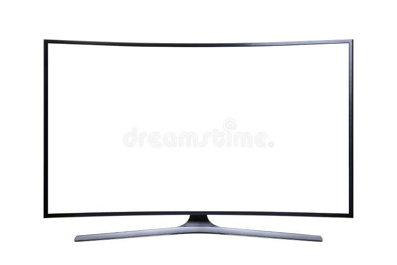 Ultra télévision de HD photographie stock libre de droits