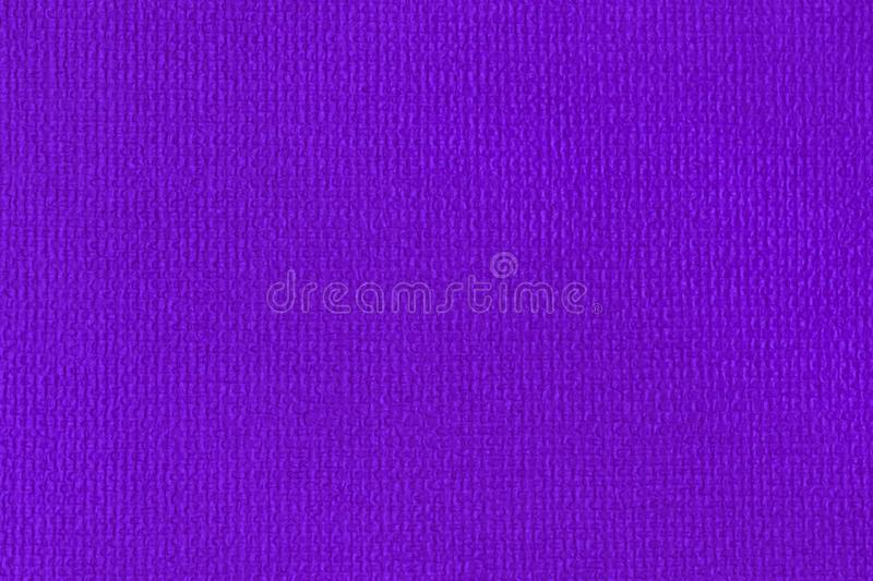 Ultra violet paper texture with embossing and stamping royalty free stock image