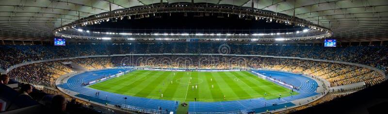 Ultras da multidão do estádio imagem de stock
