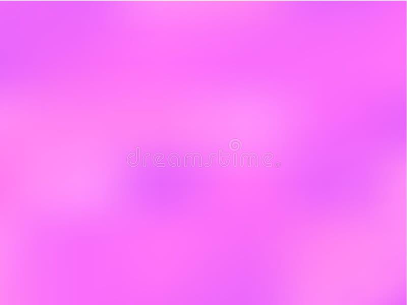 Ultraviolet abstract malplaatje Kleurrijk patroon in abstracte stijl met gradiënt vector illustratie