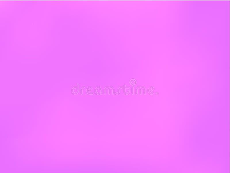 Ultraviolet abstract malplaatje Kleurrijk patroon in abstracte stijl met gradiënt stock illustratie