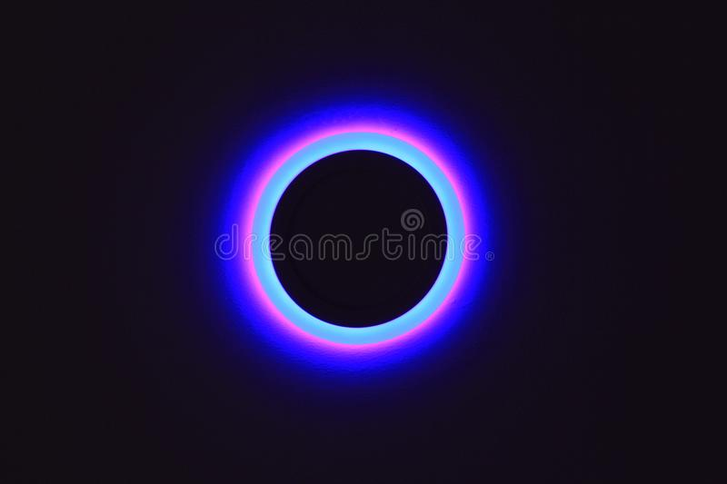 Download Ultraviolet Lamp On Black Background Isolated Stock Photo   Image  Of Technology, Design: