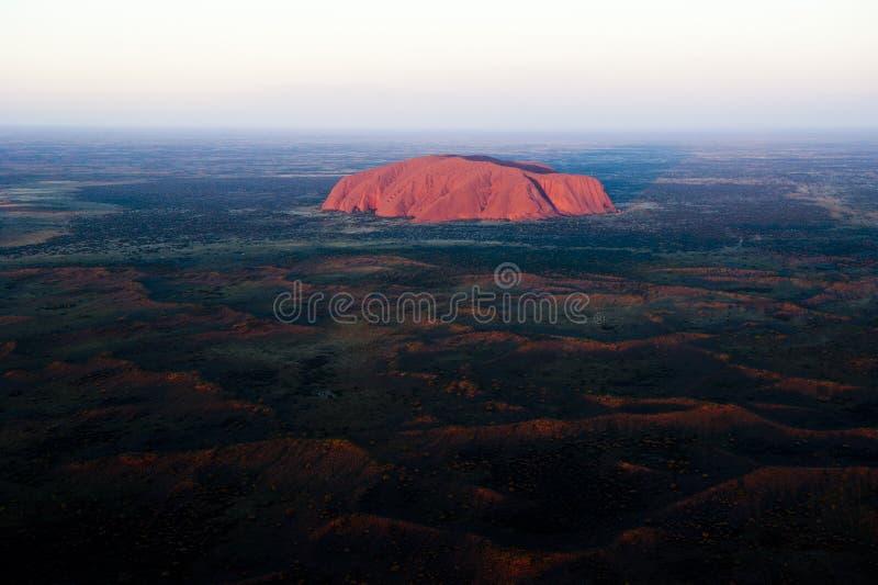 Uluṟu obraz royalty free
