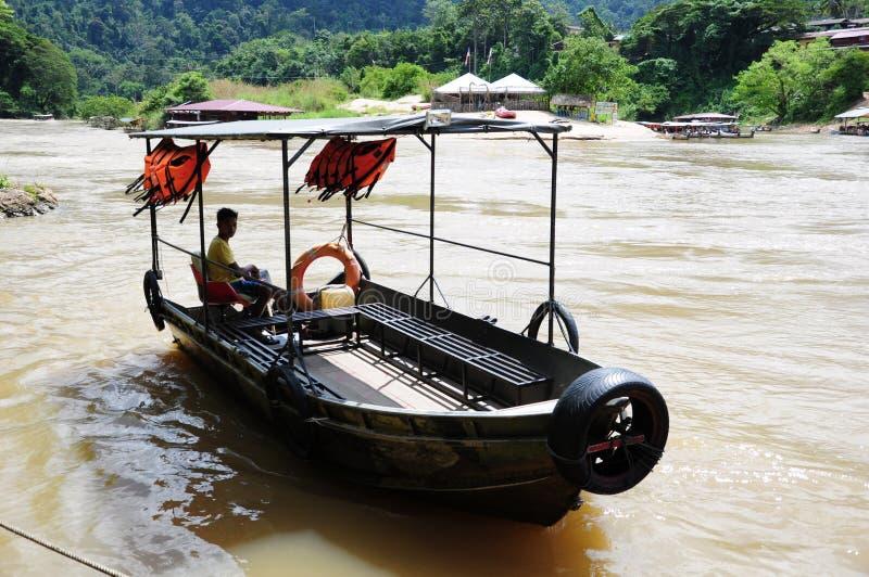 Ulu Tembeling National Park Malaysia