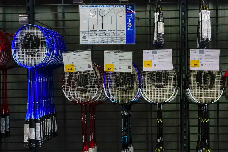 Badminton shop editorial stock image. Image of famous ...