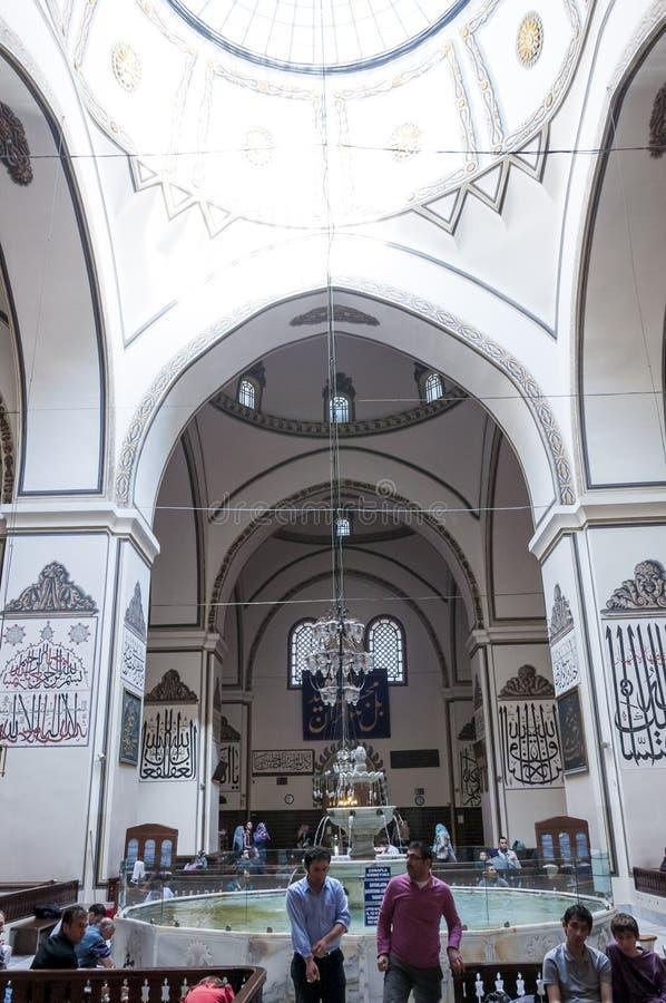 Ulucami, Бурса, Турция стоковое фото rf