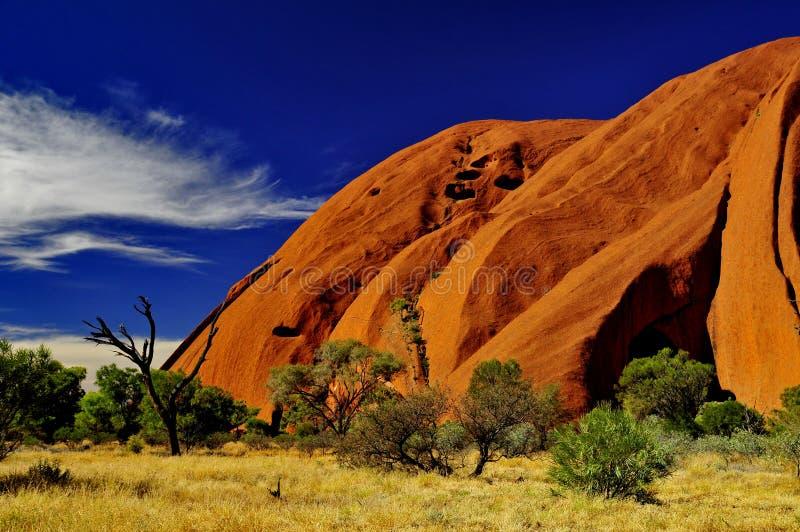 Uluru fotografia de stock royalty free