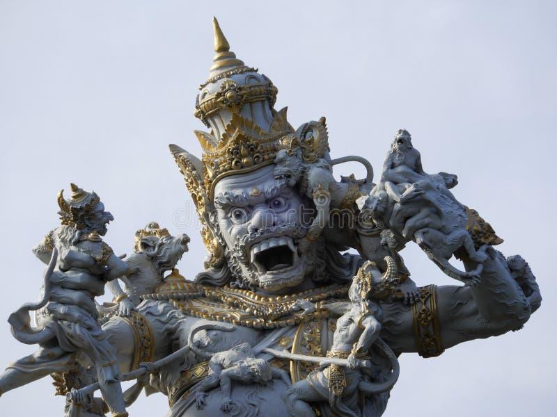 Uluwatu寺庙 库存图片