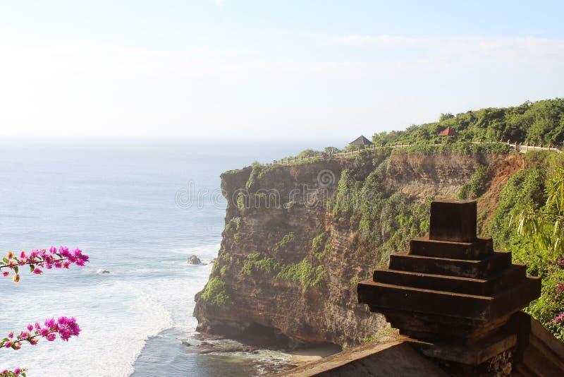 Uluwatu świątynny Bali, Indonezja zdjęcia royalty free