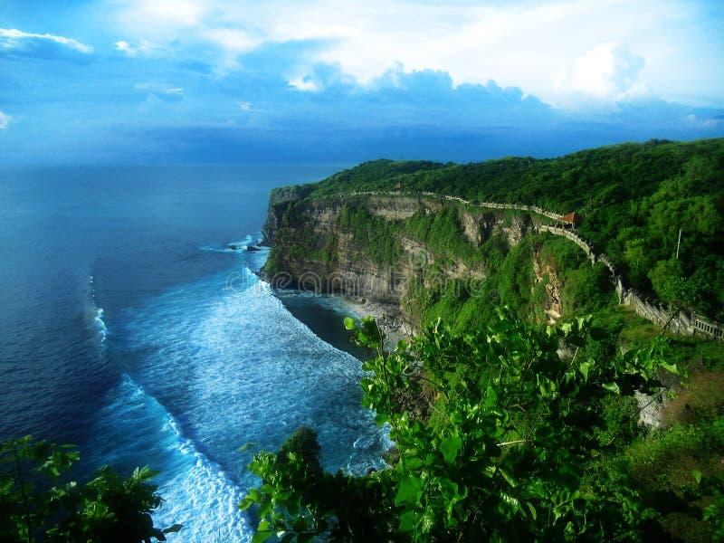 Uluwatu Bali stockfoto