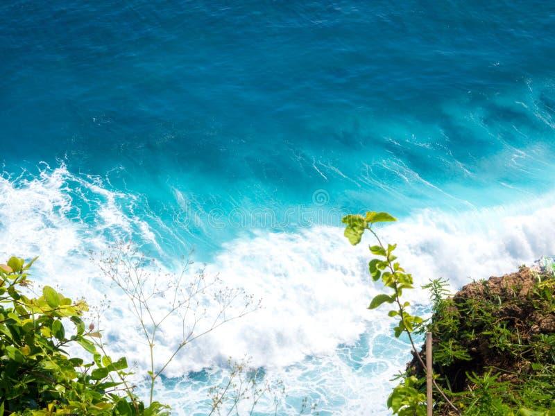 Uluwatu Beach, Bali, Indonesia stock photography